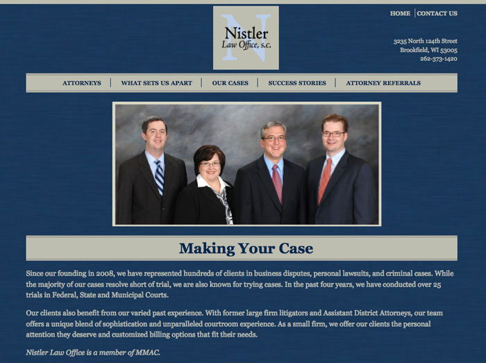 Nistler Law Office, s.c.