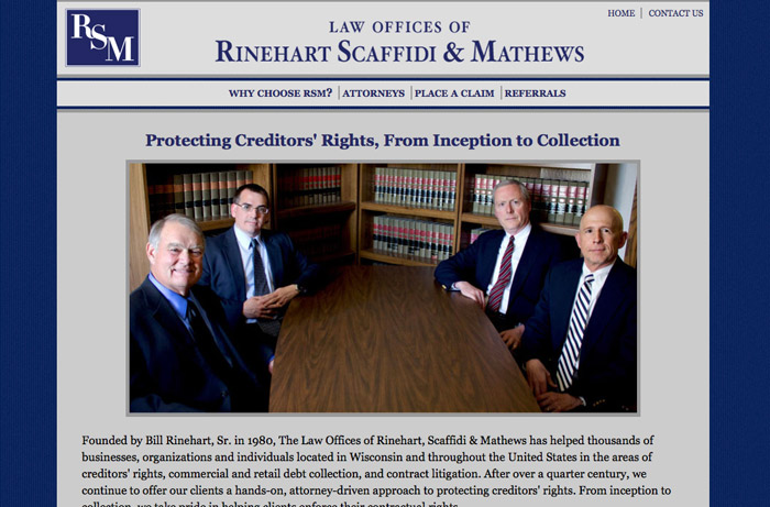 Rinehart, Scaffidi and Mathews