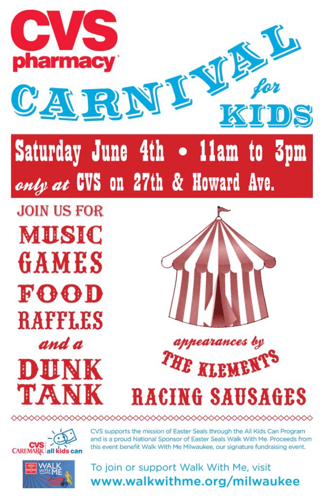 CVS Carnival Poster